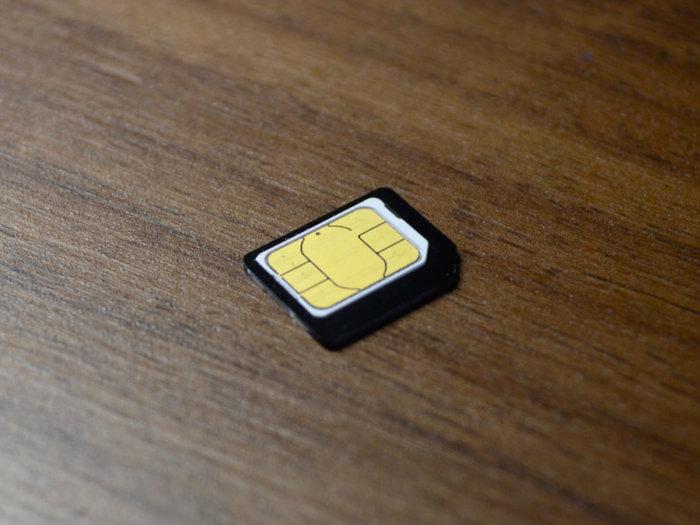 マイクロSIMサイズ